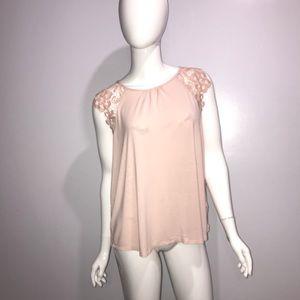 H&M blouse sz large